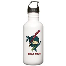 Bacon Ninjas Water Bottle