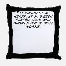 Cute Has been Throw Pillow