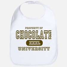 Chocolate University Bib