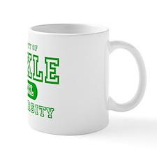Pickle University Dill Mug