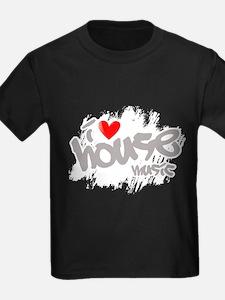 I Love House Music T