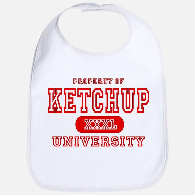 Ketchup University Catsup Bib