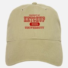 Ketchup University Catsup Baseball Baseball Cap
