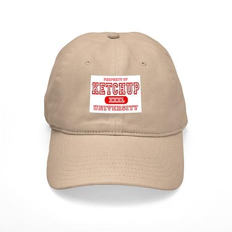 Ketchup University Catsup Cap