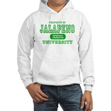 Jalapeno University Pepper Jumper Hoody