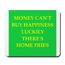 home fries Mousepad