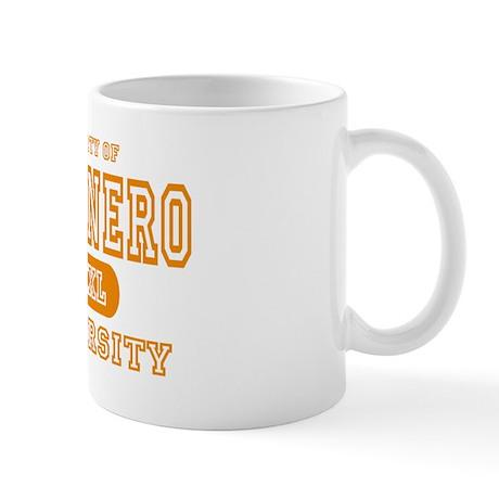 Habanero University Pepper Mug