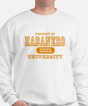 Habanero University Pepper Sweatshirt