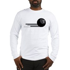 Bowling Ball Long Sleeve T-Shirt