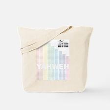 Rainbow YHWH Tote Bag