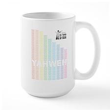 Rainbow YHWH Mug