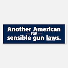 Sensible Gun Laws Bumper Sticker (10 pk)