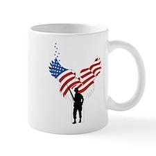 Soldiers Angel Flag Mug