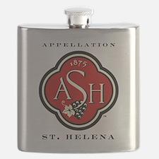 Cute St helena Flask