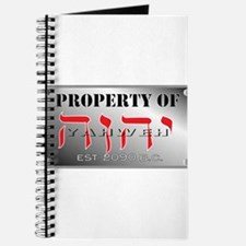 property of YHWH Journal
