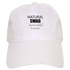 Natural Swag- Powered by Prayer Cap