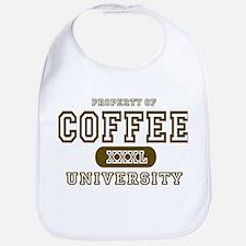 Coffee University Bib