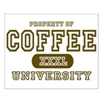 Coffee University Small Poster