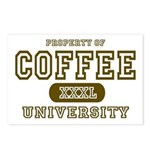 Coffee University Postcards (Package of 8)