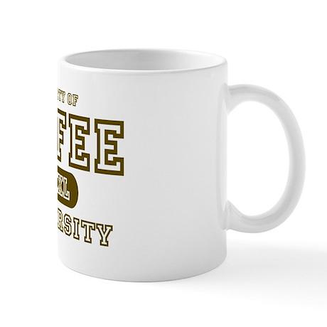 Coffee University Mug