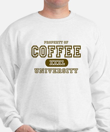 Coffee University Sweatshirt
