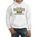 Coffee University Hooded Sweatshirt