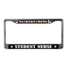 Student Nurse License Frame