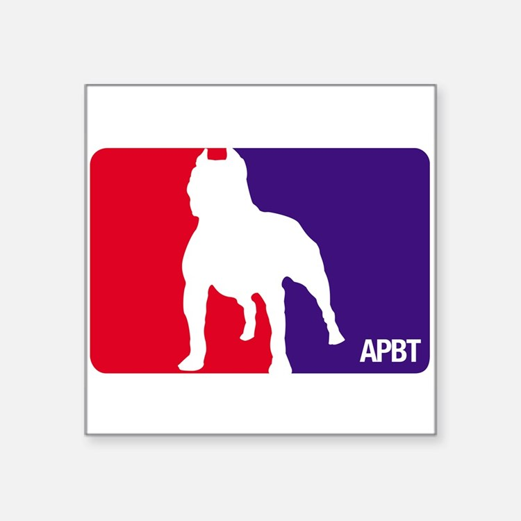 APBT Rectangle Sticker