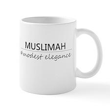 Muslimah #Modest Elegance Small Mugs