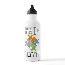 No I In Team Water Bottle