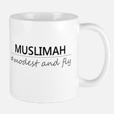 Muslimah #Modest and Fly Mug