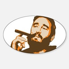 Strk3 Fidel Oval Decal