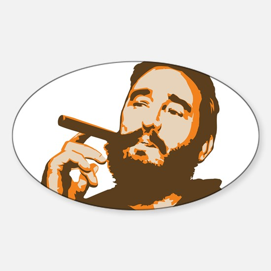 Strk3 Fidel Oval Decal