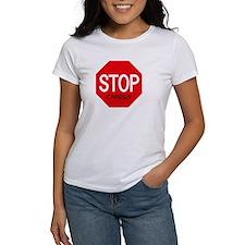 Stop Camren Tee