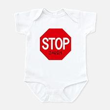 Stop Jaren Infant Bodysuit