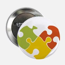 "Someone With Autism 2.25"" Button"