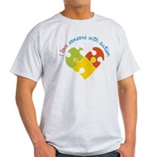 Someone With Autism T-Shirt