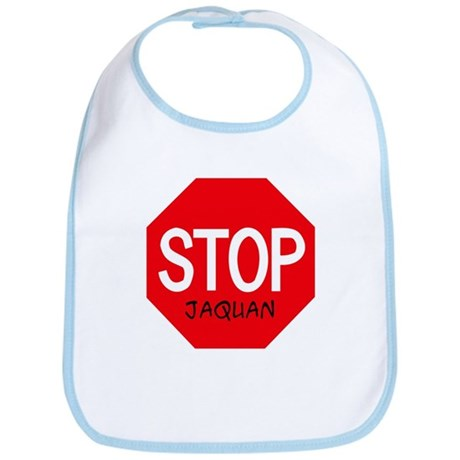 Stop Jaquan Bib