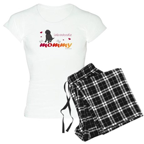 labradoodle Women's Light Pajamas