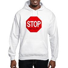 Stop Abdullah Hoodie