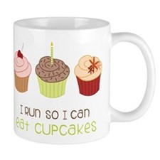 Eat Cupcakes Mug