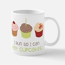 Eat Cupcakes Small Small Mug