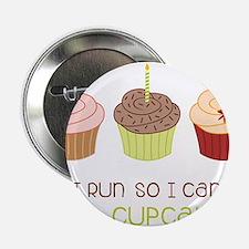 """Eat Cupcakes 2.25"""" Button"""
