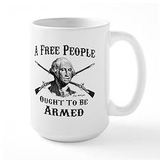 A Free People Mug