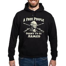 A Free People Hoody
