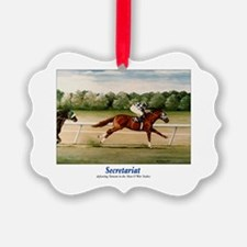 Secretariat Ornament