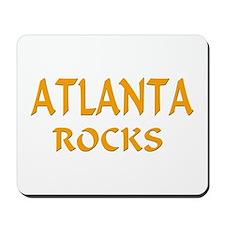 Atlanta Rocks Mousepad
