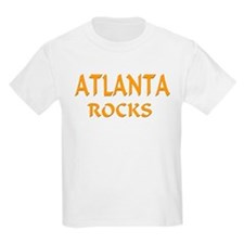 Atlanta Rocks Kids T-Shirt