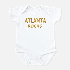 Atlanta Rocks Infant Bodysuit