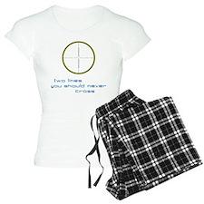 Two Lines Pajamas